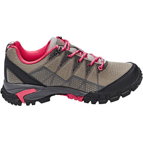 CMP Campagnolo Tauri Low WP - Chaussures Femme - gris/rose
